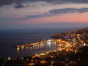 Залив в Португалии